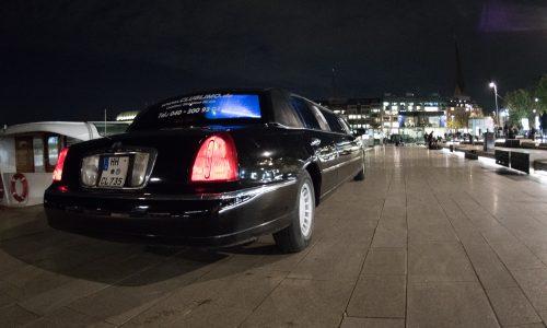 Lincoln Town Car mieten clublimo Limousinenservice